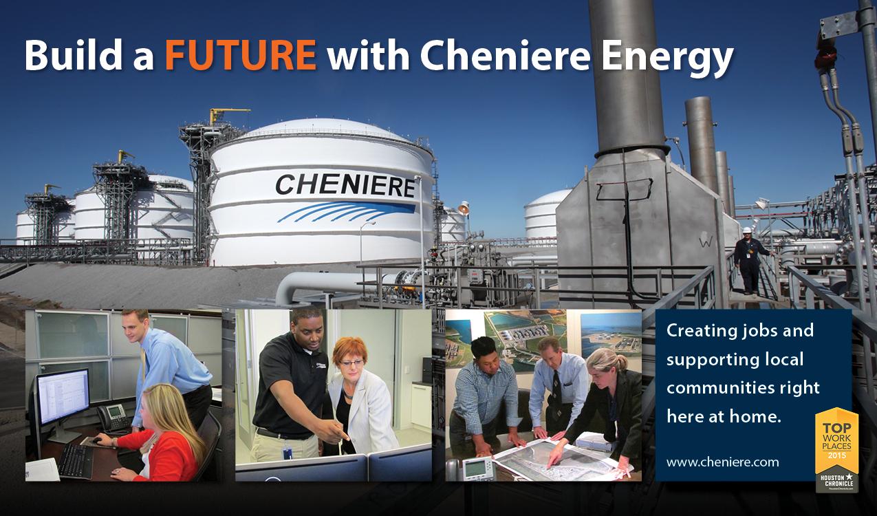 Jobs Cheniere Energy