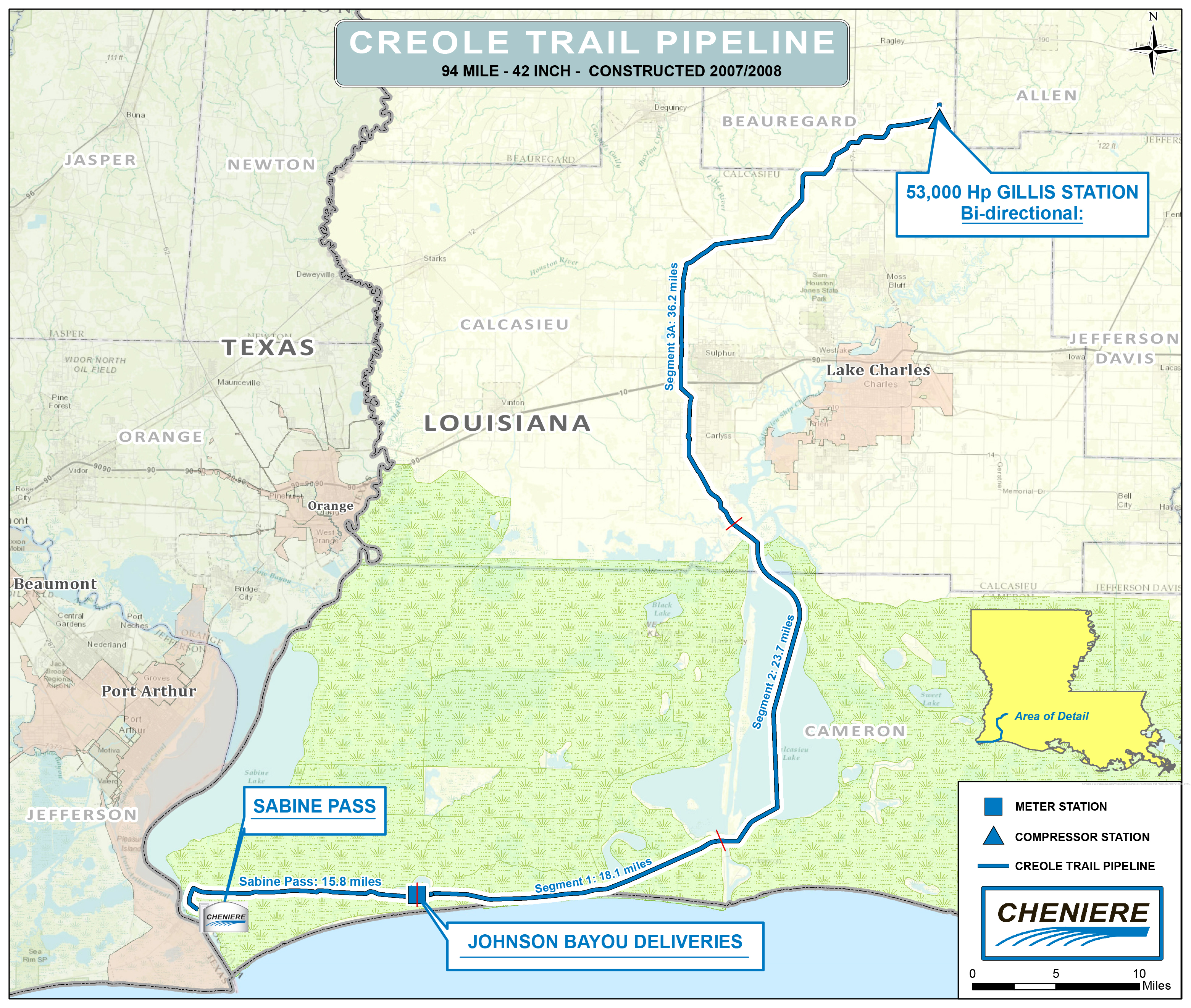 Creole Trail Pipeline